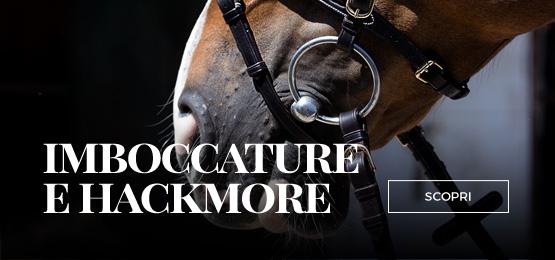 Imboccature e Hackmore da Equitazione