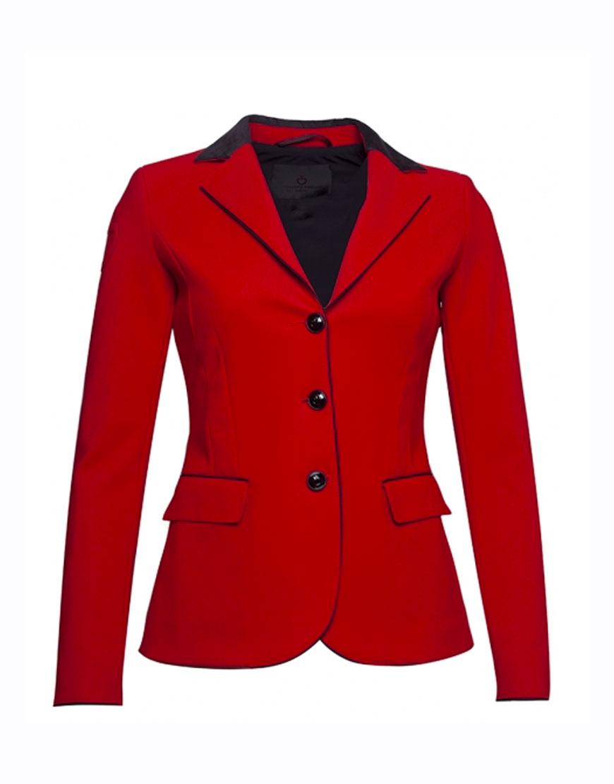 Rossa Gp Jacket Giacca Toscana Donna Riding Cavalleria xt8Cw