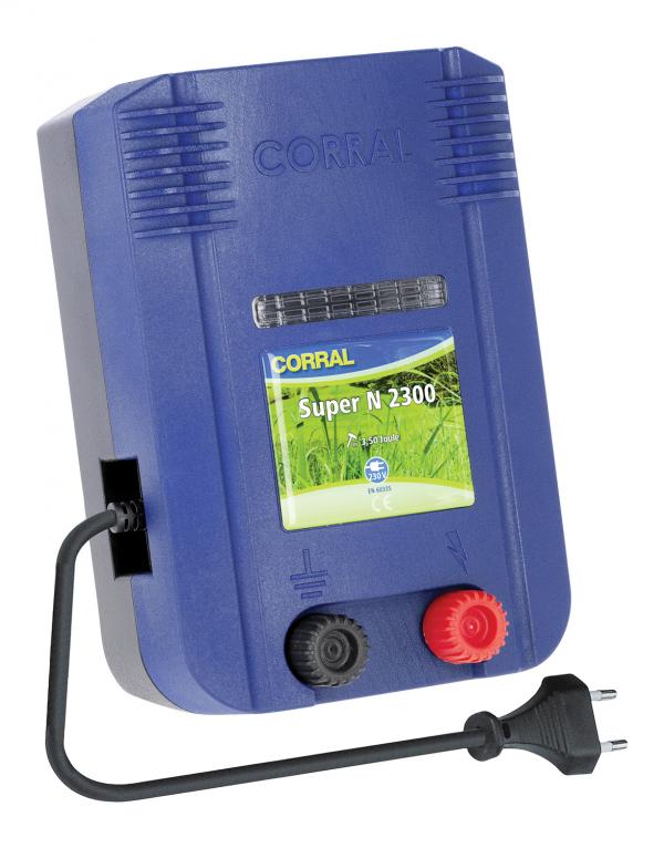 Corral Super N 2300 230V Weidezaungerät